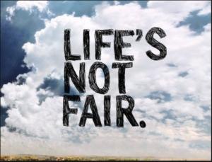 Life is not fair essay